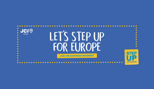 JCI Europe - Step Up For Europe